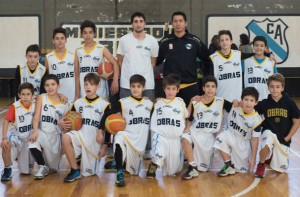 Tomas Lamas Obras Basket