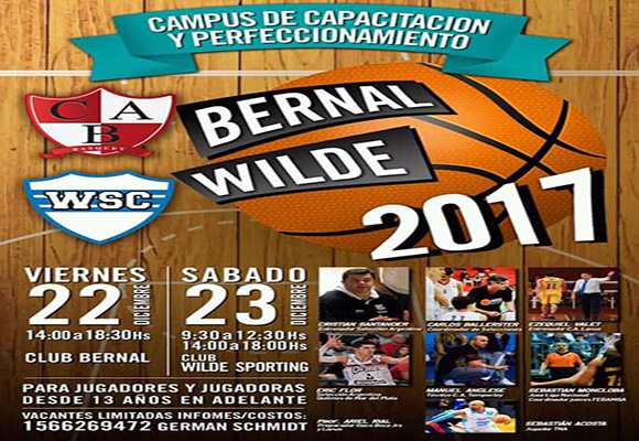Campus-Bernal-Wilde
